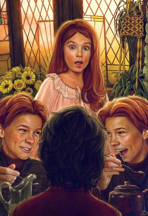 Harry Potter and the Chamber of Secrets-FanArt-04 by VladislavPantic on DeviantArt