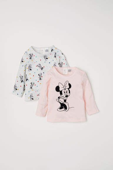 INFANT AND TODDLER GIRL LONG SLEEVE TOPS