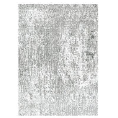 Gracie Oaks Doucet Gray Area Rug Rug Size Rectangle 1 10 X 2 11 In 2020 Area Rugs Rugs Blue Area Rugs