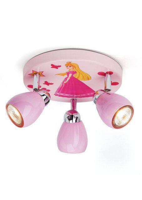 Deckenstrahler Princess 3 Flammig Deckenstrahler Leuchten Und Lampen