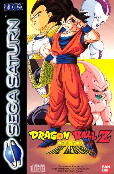 Free Download Dragon Ball Z: The Legend Sega Saturn Roms