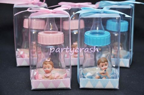 12 FILLABLE RATTLES BABY SHOWER PARTY FAVORS GIRL FAVORS RECUERDOS PINK RATTLE