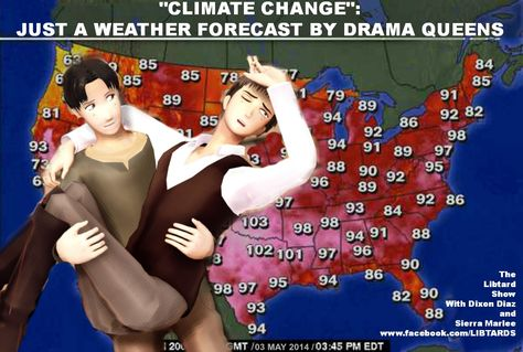 Climate Drama Queens