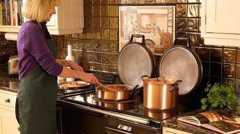 Falk Copper Cookware Advantages of copper cookware Falk