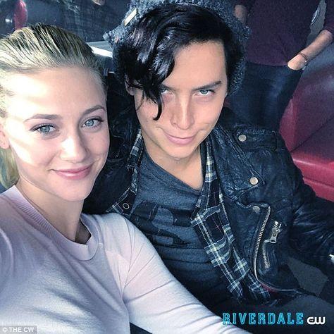 Riverdale star Lili Reinhart shares cystic acne post