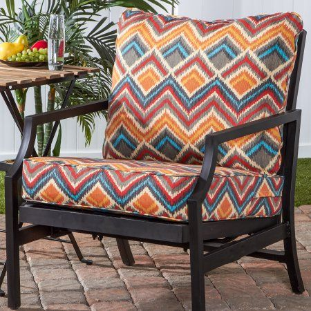 Patio Garden With Images Deep Seat Cushions Outdoor Deep