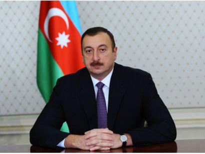 Ilham Aliyev congratulates Moldova's president
