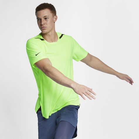 Dri FIT Tech Pack Men's Short Sleeve Training Top | Products