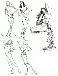 La Figura Humana Figura Humana Masculina Y Femenina Figuras Humanas Dibujos Figura Humana Cuerpo Humano Dibujo