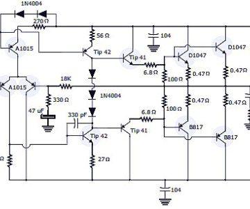 400W RMS Stereo Power Amplifier | Elecs | Stereo amplifier