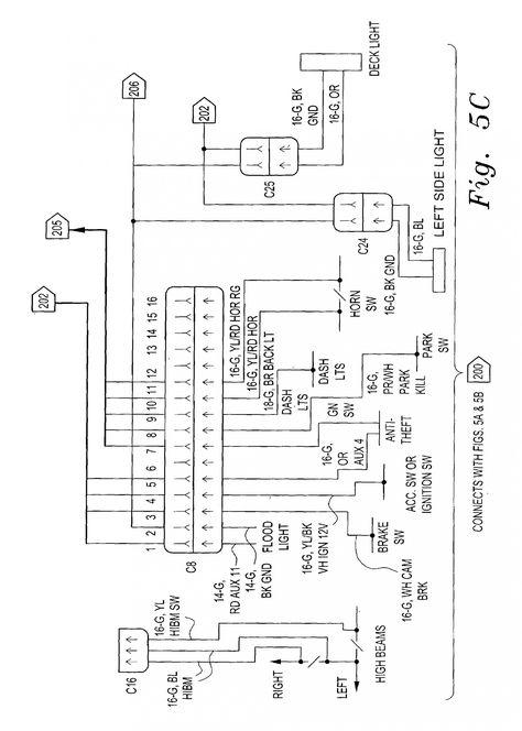 federal signal legend lightbar wiring diagram http