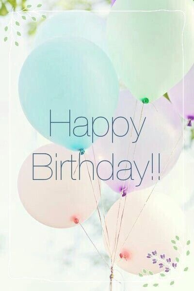 Happy Birthday Balloon Quote birthday happy birthday happy ...