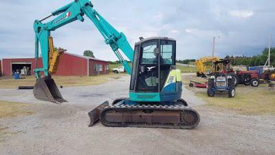 Best Quality Yanmar B7-3 Excavator Service Workshop Service