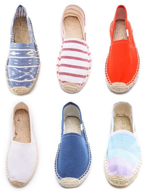 A CUP OF JO: Summer shoes
