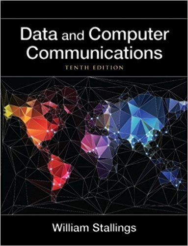 Solution Manual For Title Data And Computer Communications 10th