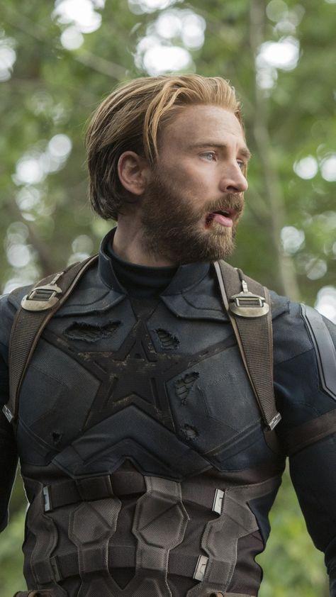 Captain America In Avengers Infinity War Wallpapers | hdqwalls.com