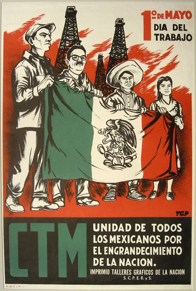 Happy May Day (International Workers' Day)!