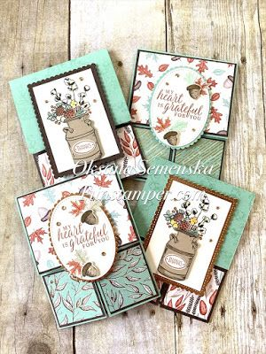 Leaf Cards, 3d Cards, Folded Cards, Card Making Tutorials, Die Cut Cards, Stamping Up Cards, Thanksgiving Cards, Fall Cards, Autumn Theme