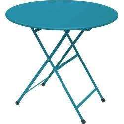 Round Tables Gartenmobel Klapptisch Rund Esstisch Rund Ausziehbar
