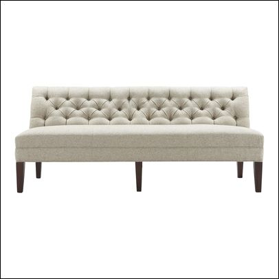 Bedroom Bench With Back Upholstered Dining Bench Settee Dining