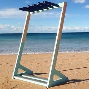 Hugh Sale On New Surfboard Racks Quality Handmade Surfboard Rack Surfboard Rack Diy Surfboard Storage