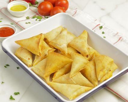 طريقة قلي السمبوسة في القلاية الهوائية تيفال بدون زيت Recipes Air Fryer Recipes Food