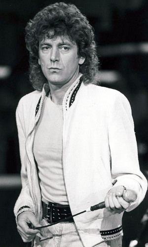 80s Robert Plant