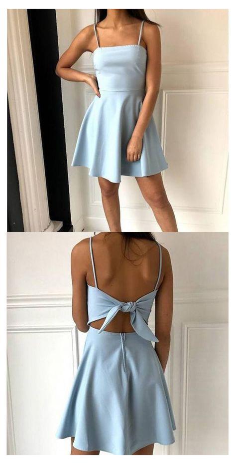 Light Blue Homecoming Dresses, Mini Prom Dresses, Hoco Dresses, Tight Dresses, Evening Dresses, Wedding Dresses, Dress Prom, Summer Dresses, Short Formal Dresses
