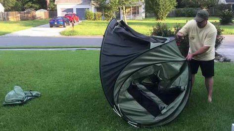 FiveJoy Instant Popup Camping Tent (1 2