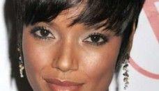 Short Hairstyles On Black Women Photo