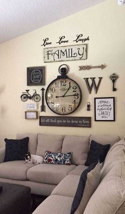 92 Clock Decor Ideas