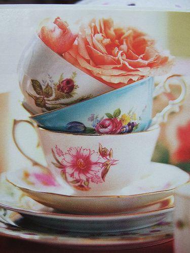Teacups teacups teacups