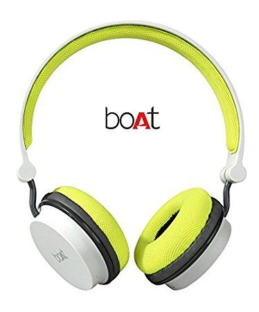 Boat Super Bass Rockerz 400 Bluetooth On Ear Headphones With Mic At Rs 999 From Amazon Headphone With Mic Headphones In Ear Headphones