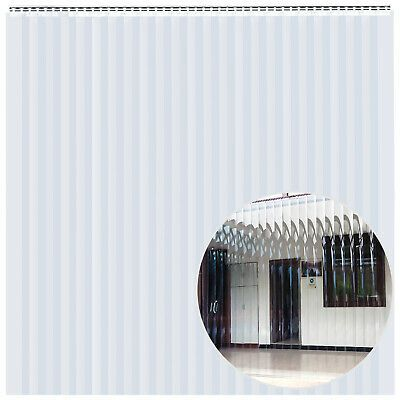 Ad Ebay Pvc Strip Curtain Vinyl Door Strips 8x10 Feet Vinyl Strip Door Curtain 24 Strips In 2020 Vinyl Doors Door Stripping Strip Curtains