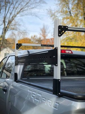 Kb Voodoo Bed Rack For Over A Tonneau Cover Gmc Trucks Trucks