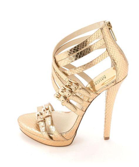 ef52f022dad MICHAEL KORS Michael Kors Woman S Ava Platform Womens Leather .  michaelkors   shoes  sandals