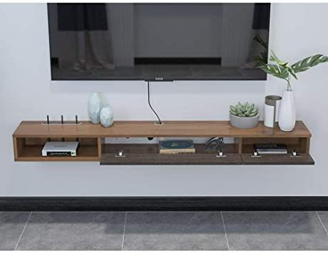 Box Wifi Router Shelf Tv Rack, Cable Box Storage Cabinet