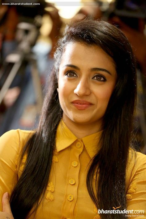 Telugu Actress Trisha Photo gallery | Indians in 2019