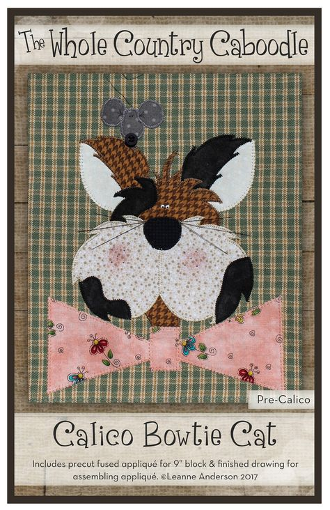 GOAT /& SHEEP PRE-CUT PRE-FUSED APPLIQUE KIT From The Whole Country Caboodle NEW
