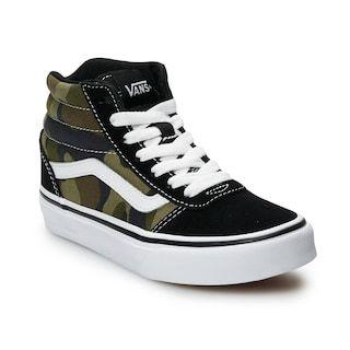 Vans® Ward Hi Kids' High-Top Sneakers