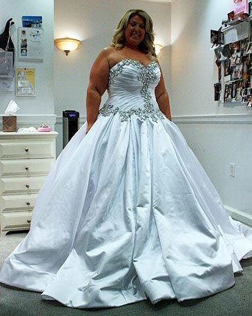 Strapless Court Train Wedding Dresses With Rhinestone Bling Wedding Dress Plus Wedding Dresses Wedding Dresses Plus Size