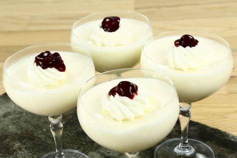 Romfromage I Opskrift Desserter Pinterest