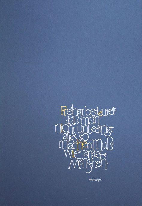 Freedom (Astrid Lindgren -  - #Genel