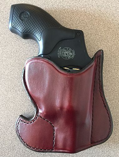 Don Hume Pocket Holster For Smith & Wesson J Frame - Holsters | EDC