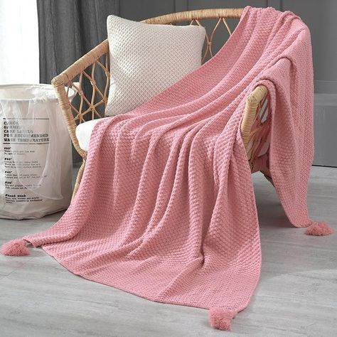 """PERFECT FOR SNUGGLES Are you in search of the perfect cozy blanket for those chilly winter nights? Something warm yet tasteful? Well, we got you covered! Our lightweight, soft, and durable """"Enjoy A Healthy Life Throw Blanket"""" is the perfect blend between cozy and stylish. Not only does it make for a great blanket to snuggle up with, it's also a staple and decorative piece for your bedroom and home. Soft, gentle, and warm, this blanket serves as a great heartfelt home décor piece. Size: 40 x 59 i"""