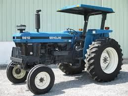 Ford New Holland 5610 4 Cylinder Ag Tractor Illustrated Parts List Manual Tractors Ford News New Holland