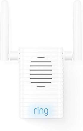 Ring Chime Pro Indoor And Wi Fi Extender Only For Ring Devices White Ring Network Wifi Rings
