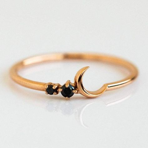 Dainty Jewelry, Cute Jewelry, Jewelry Accessories, Gold Rings Jewelry, Black Jewelry, Gold Bracelets, Skull Jewelry, Bling Bling, Cute Rings