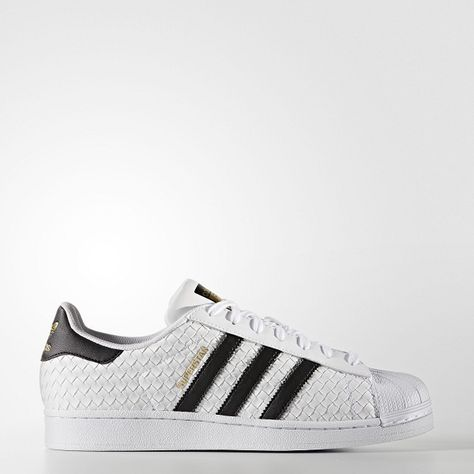 adidas superstar canvas bleu blanc noir