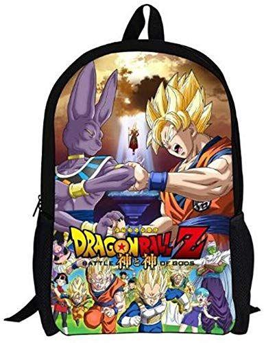 d0ec5f0e59fe New YOYOSHome Dragon Ball Z Anime Goku Cosplay Messenger Bag ...